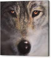 Wolfrick Canvas Print