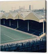 Wolverhampton - Molineux - Molineux Street Stand 2 - Leitch - 1970s Canvas Print