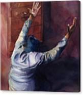 Woman Of Praise Canvas Print