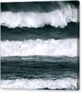 Woman Surfer Canvas Print