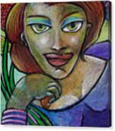 Women Reclining Canvas Print