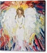 Wonderful Angel Canvas Print