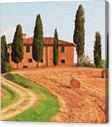 Wonderful Tuscany, Italy - 02 Canvas Print