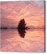 Wondrous Clouds       Canvas Print