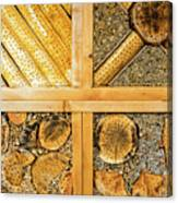 Insect Hotel #1 Canvas Print