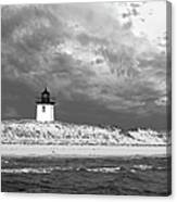 Wood End Lighthouse Provincetown Canvas Print