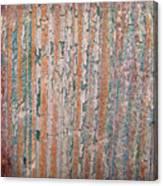 Wood No 5 Canvas Print