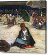 Woodbury: Ogunquit, C1912 Canvas Print