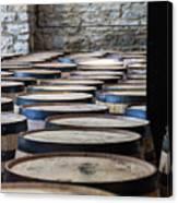 Woodford Reserve Barrels Canvas Print