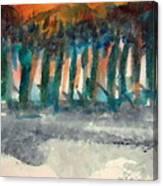 Woodside Canvas Print