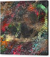 Work 00101 Abstraction Variant 2 Canvas Print