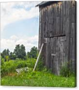 Working Barn Canvas Print