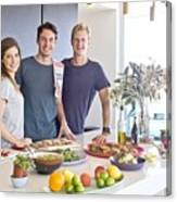 Workplace Nutrition Programs Sydney Canvas Print