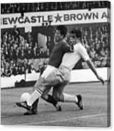 World Cup, 1966 Canvas Print