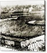 World Series, 1903 Canvas Print