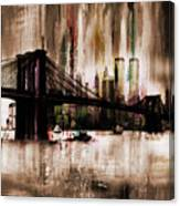 World Trade Center Canvas Print