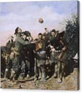 World War I: Armistice Canvas Print