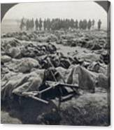 World War I: Russian Dead Canvas Print