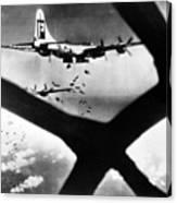 World War II B-29 1945 Canvas Print