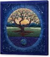 World Within Worlds Canvas Print