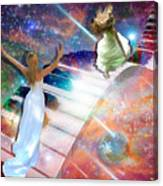 Worship In Spirit And In Truth Canvas Print