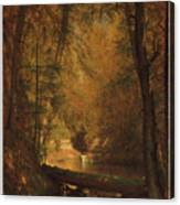 Worthington Whittredge Canvas Print
