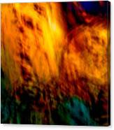 Wounded Earth 2 Canvas Print