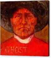 Wovoka -ghost Dance Canvas Print
