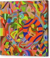 WR3 Canvas Print