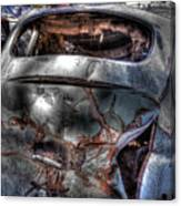 Wrecking Yard Study 2 Canvas Print