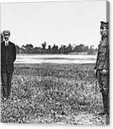 Wright Brothers, 1909 Canvas Print