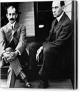 Wright Brothers Canvas Print