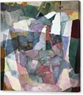 Ws1976ny001 Formas En Nacimiento 23.5x18.5 Canvas Print