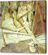 Ws1976ny009 Momento Alegre 26x19.5 Canvas Print