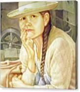 Ws1995dc003 Ana 15x19.75 Canvas Print
