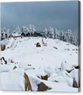 Wurmberg, Harz Mountains Canvas Print