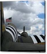 Douglas C-47 Skytrain 1 Canvas Print
