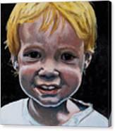 Wyatt Canvas Print