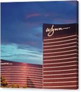 Wynn And Encore In Las Vegas Canvas Print