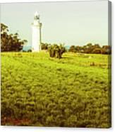 Wynyard Lighthouse Way Canvas Print