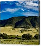 Wyoming Beauty Canvas Print