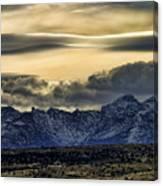 Wyoming II Canvas Print