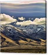 Wyoming Vi Canvas Print