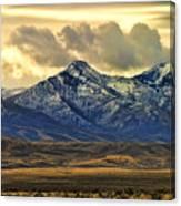 Wyoming Vii Canvas Print