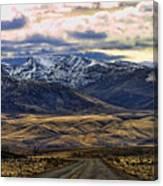Wyoming Viii Canvas Print
