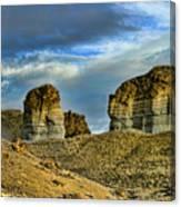 Wyoming Xi Canvas Print