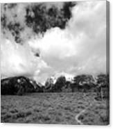 Wyoming's Big Sky Canvas Print