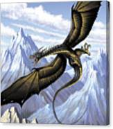Wyvern Canvas Print