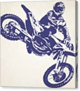 X Games Motocross 1 Canvas Print