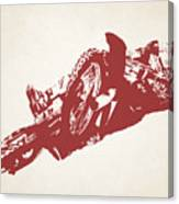 X Games Motocross 2 Canvas Print